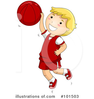 Jumping Clipart #101503 by BNP Design Studio