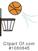 Basketball Clipart #1060645