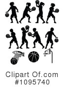 Basketball Clipart #1095740