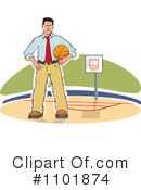 Basketball Clipart #1101874