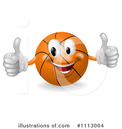 Basketball Clipart #1113004 by AtStockIllustration