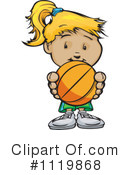 Basketball Clipart #1119868