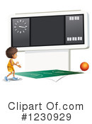 Basketball Clipart #1230929