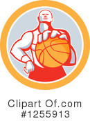 Basketball Clipart #1255913 by patrimonio