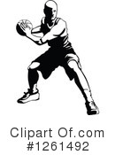 Basketball Clipart #1261492 by Chromaco