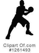 Basketball Clipart #1261493 by Chromaco