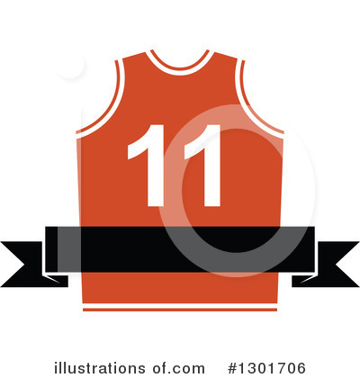 Basketball Clipart #1301706 by Vector Tradition SM
