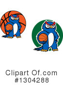 Basketball Clipart #1304288 by Vector Tradition SM