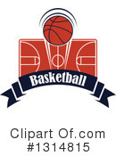 Basketball Clipart #1314815