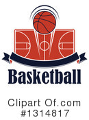 Basketball Clipart #1314817
