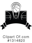 Basketball Clipart #1314820