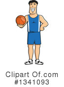 Basketball Clipart #1341093