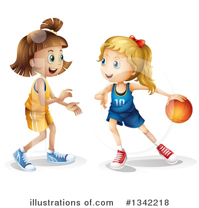 Sports Clipart #1342218 by Graphics RF
