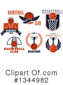 Basketball Clipart #1344982