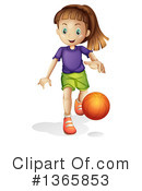 Basketball Clipart #1365853