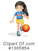 Basketball Clipart #1365854