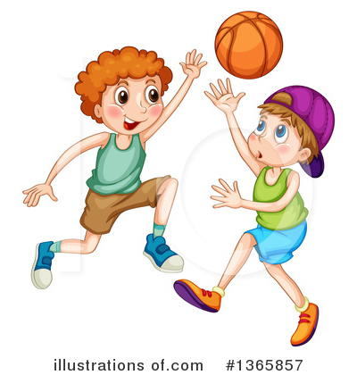 Sports Clipart #1365857 by Graphics RF