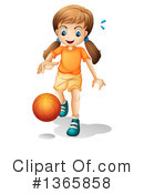 Basketball Clipart #1365858