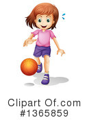 Basketball Clipart #1365859