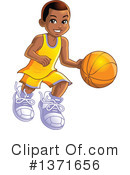 Basketball Clipart #1371656