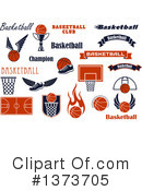 Basketball Clipart #1373705