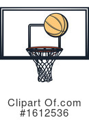 Basketball Clipart #1612536 by Vector Tradition SM