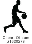 Basketball Clipart #1620278 by AtStockIllustration