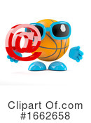 Basketball Clipart #1662658 by Steve Young