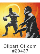 Basketball Clipart #20437 by Tonis Pan