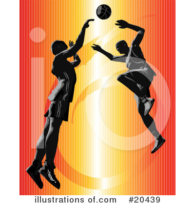 Basketball Clipart #20439 by Tonis Pan
