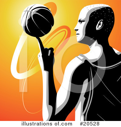 Basketball Clipart #20528 by Tonis Pan