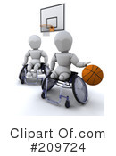Basketball Clipart #209724 by KJ Pargeter