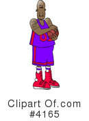Basketball Clipart #4165