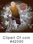 Basketball Clipart #42090 by L2studio