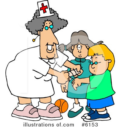 Injured Clipart #6153 by djart