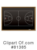 Basketball Clipart #81385