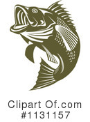 Bass Fish Clipart #1131157