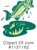 Bass Fish Clipart #1131162