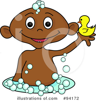 Rubber Ducky Clipart #94172 by Pams Clipart