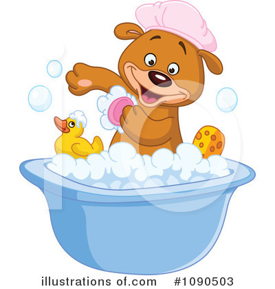 Teddy Bear Clipart #1090503 by yayayoyo