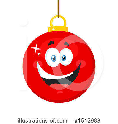 Bauble Clipart #1512988 by Hit Toon
