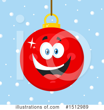 Bauble Clipart #1512989 by Hit Toon