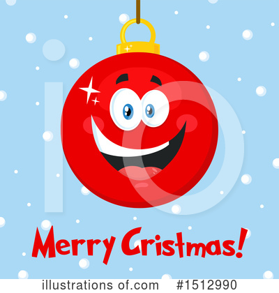 Bauble Clipart #1512990 by Hit Toon