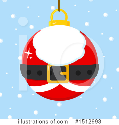 Bauble Clipart #1512993 by Hit Toon