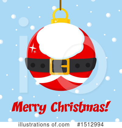 Bauble Clipart #1512994 by Hit Toon