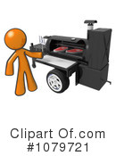 Bbq Clipart #1079721 by Leo Blanchette