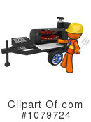 Bbq Clipart #1079724 by Leo Blanchette