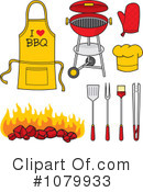 Bbq Clipart #1079933 by Any Vector