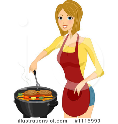 Cooking Clipart #1115999 by BNP Design Studio