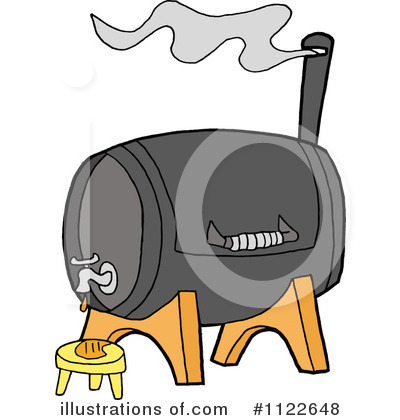 Smoker Clipart #1122648 by LaffToon
